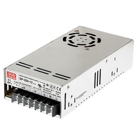 Power Supply Well Spu03 Psu well led switching power supply sp series 100 320w enclosed power supply with built in