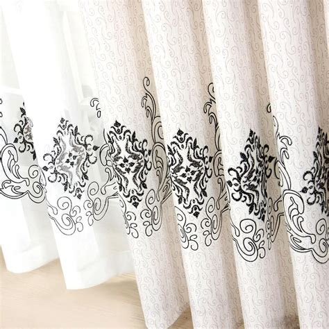grey pattern valance grey patterned curtains with reactive print no valance