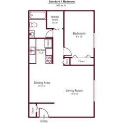 650 sq ft apartment floor plan granite property management co