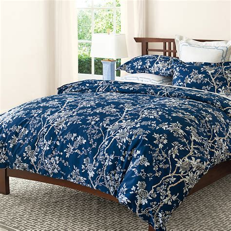 indigo bedding indigo chinoiserie bedding gump s