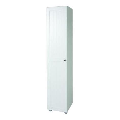 12 Wide Pantry Cabinet by Glacier Bay 15 In W Pantry Cabinet In Country White