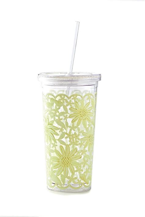 Tumbler Kate Spade New York 1 kate spade new york insulated tumbler from palm by picnic fashion shoptiques