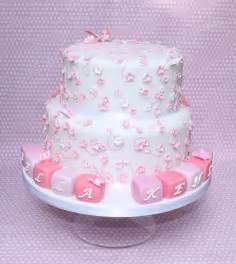 christening cakes matilda daisy