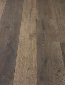 Hardwood Flooring Grey Cagne Gray Custom Aged Oak Floors Eclectic Hardwood Flooring Other Metro By