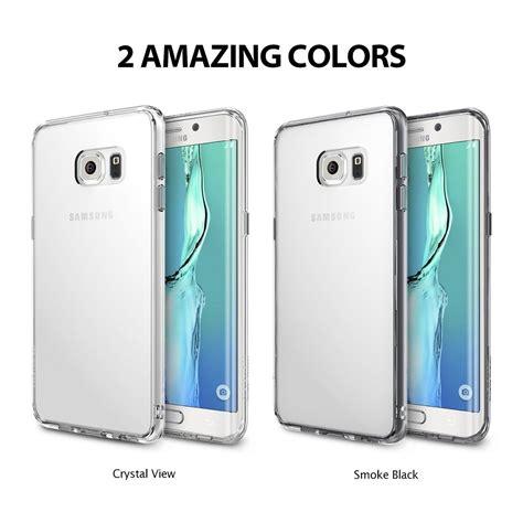 Ringke Fusion Samsung Galaxy S6 Edge Plus Hardcase Armor Bumper Mewah ringke fusion galaxy s6 edge plus edge capa premium r 80 00 em mercado livre
