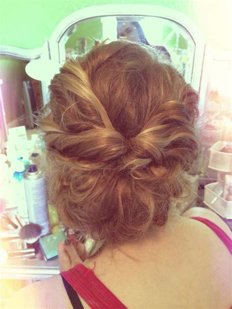 homecoming hairstyles messy bun updo messy bun perfect for prom wedding banquet easy to