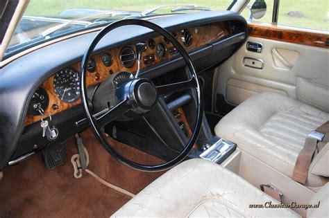 Rolls Royce Silver Shadow Interior rolls royce silver shadow lwb 1969 details
