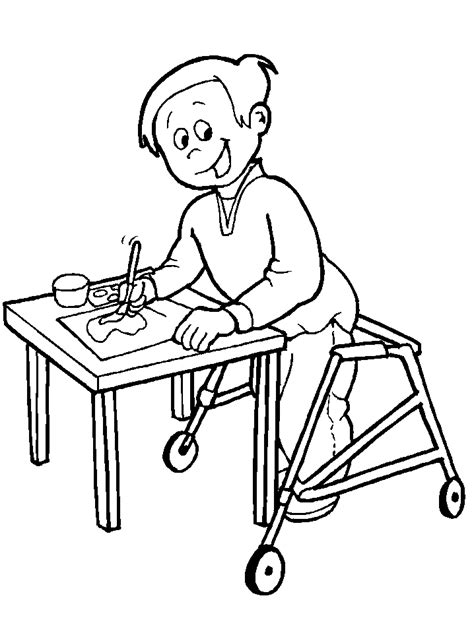 coloring pages for adults with disabilities disabilities 13 people coloring pages coloring book