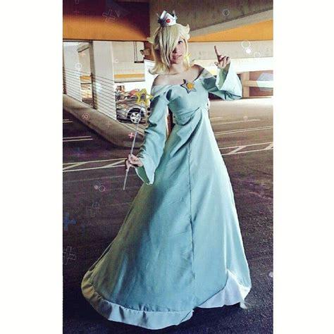 Rosalina Dress princess rosalina amino