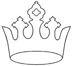 template of a crown christian symbols for chrsmon patterns