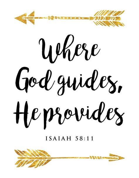 is he on me a â s guide 5 00 bible verse print where god guides he provides