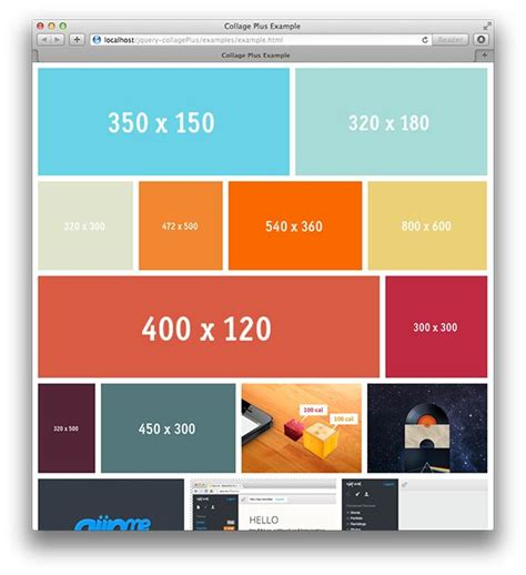 pinterest layout using css 35 best jquery plugins images on pinterest design web