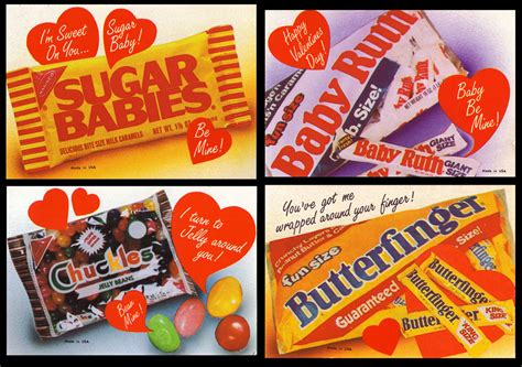 candy bar poster ideas for valentines day