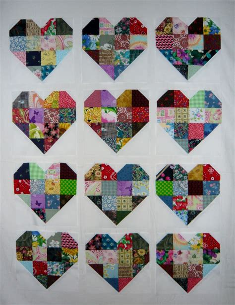 Patchwork Block - patchwork quilt blocks quilts