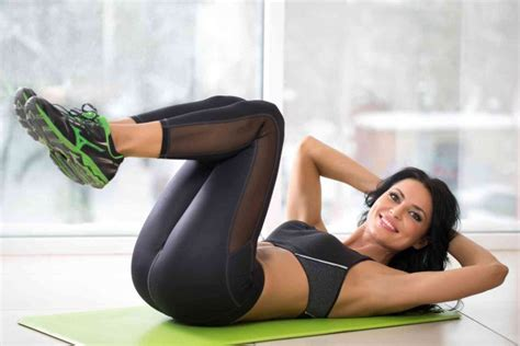 esercizi da fare in casa esercizi per addominali bassi da fare a casa donnad