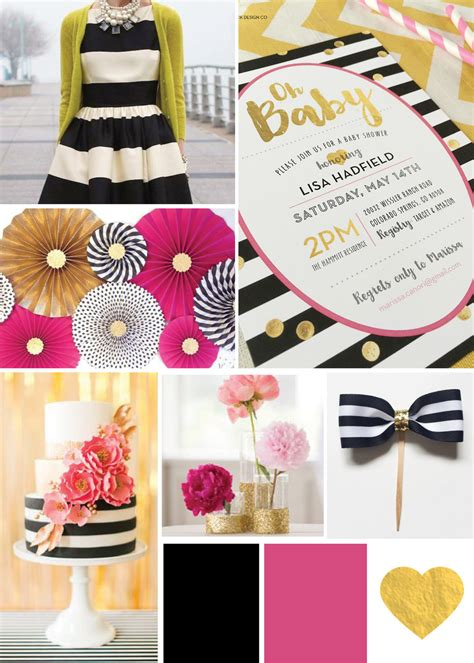 kate spade baby shower invitations kate spade inspired baby shower invites rook design co