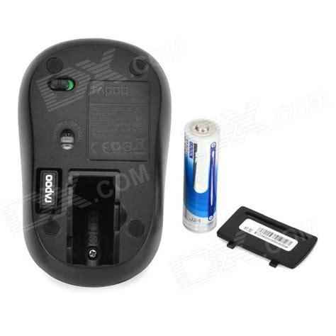 Mouse Wireless Rapoo rapoo m10 2 4ghz wireless 1000dpi optical mouse black