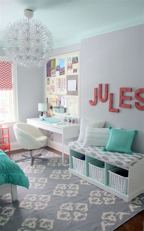 bedroom project jules fresh mint coral tween room professional