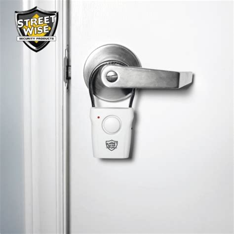 Door Knob Alarm by Door Alarm For Home Travel Business Pools