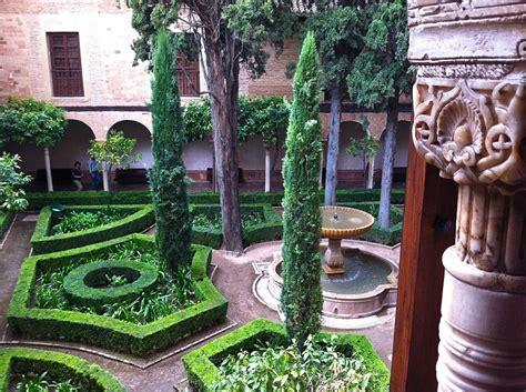 beautiful backyard spanish gardens garden travels lessons from gardens house new garden