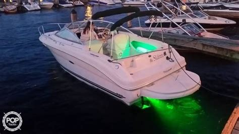 sea ray 225 weekender boats for sale 2002 used sea ray 225 weekender cruiser boat for sale
