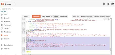 cara membuat kode html gambar cara membuat semua gambar di dalam blogspot tidak bisa di