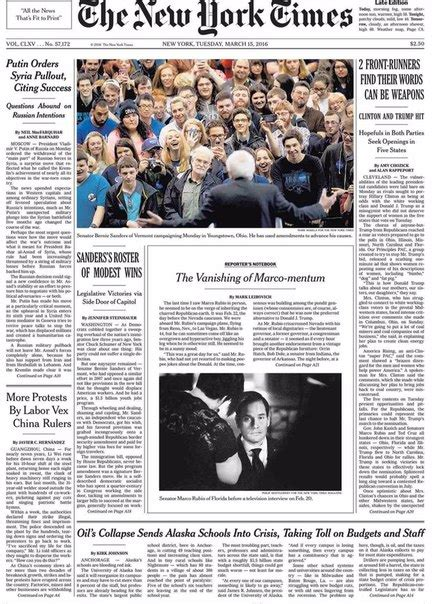 Pdf Audible Free New York Times by The New York Times March 15 2016 Pdf Free
