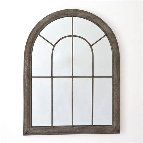 Window Mirrors Decorative by Classic Window Mirror By Decorative Mirrors