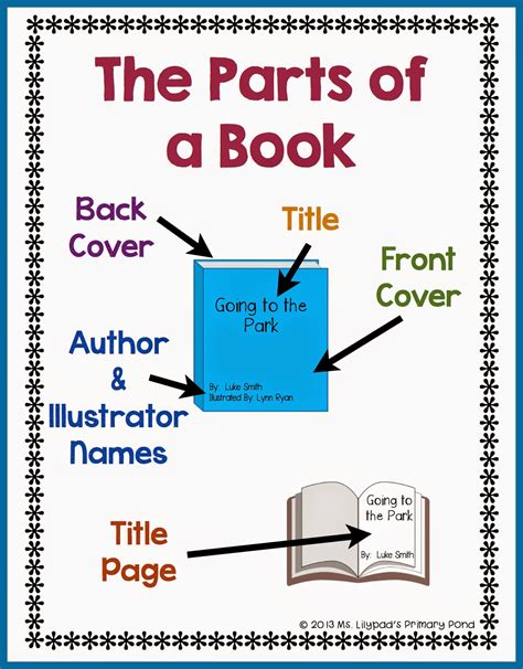 parts of a book report what are the parts of a book report 28 images