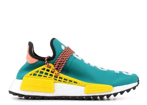 Adidas Nmd Human Race Pw Original Sneakers pw human race nmd tr quot pharrell quot adidas ac7188 sun glow black eqt yellow flight club