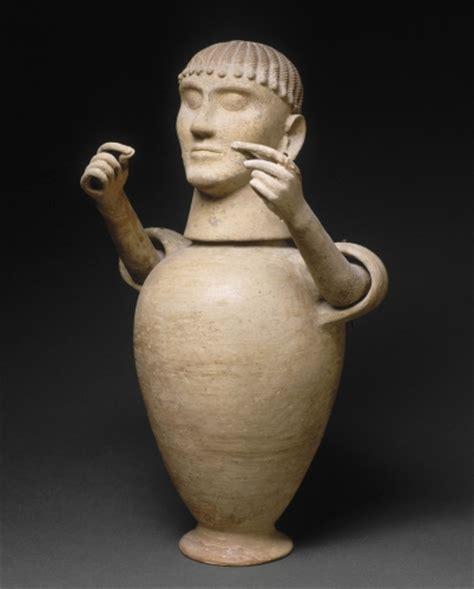 vaso canopo etrusco prof costantini arte etrusca