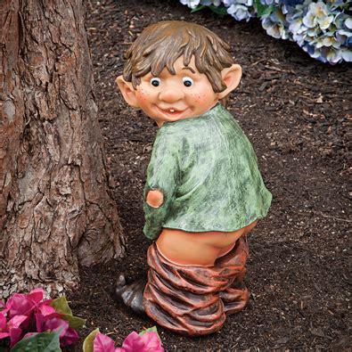outdoor pixie elves indoor outdoor novelties surprised garden