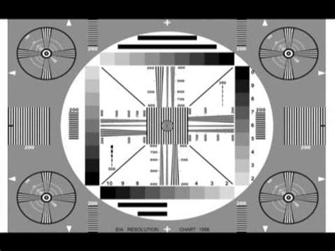 tv test pattern watch test pattern tv episode 1 fade to gray youtube