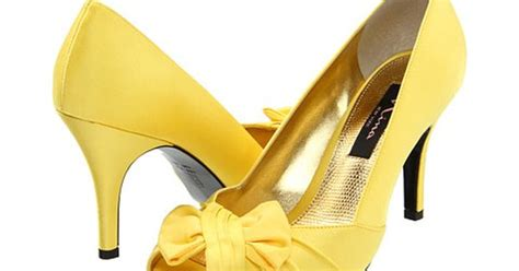 canary yellow high heels forbes canary satin zappos free shipping both