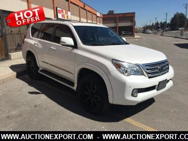 car owners manuals for sale 2010 lexus gx security system used 2010 lexus gx460 ultra premium suv 4 doors car for sale at auctionexport