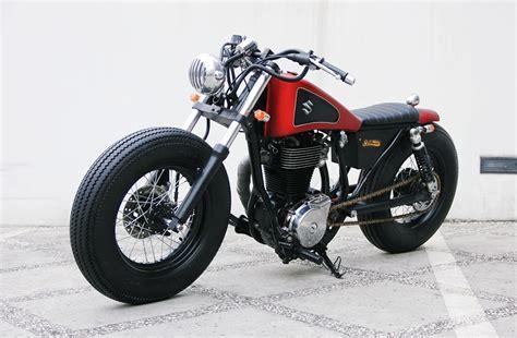 ϟ hell kustom ϟ suzuki ls650 savage 1988 by studio motor