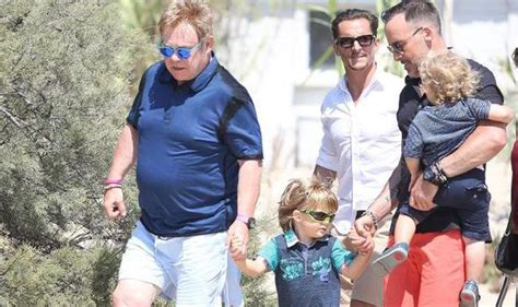 elton john parents like father like son elton john steps out with his
