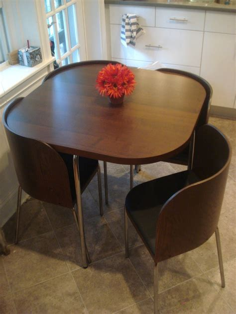 round wooden kitchen tables and chairs oak table and