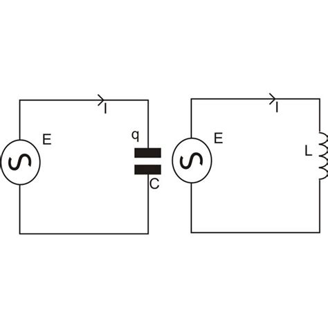 resistance of capacitor and inductor how to calculate the values of current voltage and resistance in a circuit