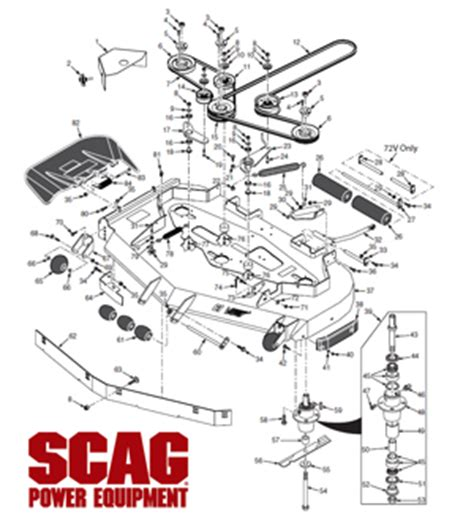 scag mower parts diagram scag mower parts diagram scag free engine image for user