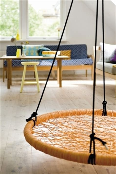 basement swing 16 playful indoor swing ideas for your home wave avenue
