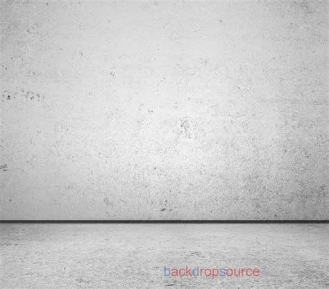 photo wall crack white wall floor indelible print fabric backdrop