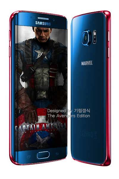 Thor Marvel Y0917 Samsung Galaxy S6 Edge Casing Custom Hardcase galaxy s6 and s6 edge collection
