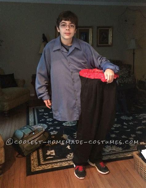 cool illusion costume   man