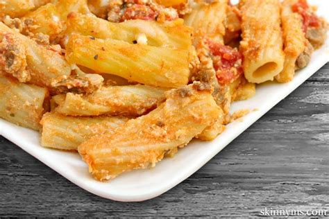 Ziti With Cottage Cheese by Three Cheese Ziti With Turkey Recipe Chang E 3 Cheese