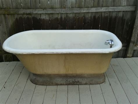 pedestal bathtub for sale vintage pedestal bathtub