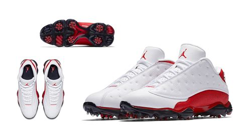 Top New 13 nike reveals new air 13 golf shoe golf