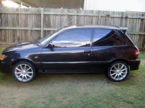 Used Cars For Sale Toowoomba Qld 1993 Used Toyota Starlet Ep82 Gt Turbo Hatchback Car Sales