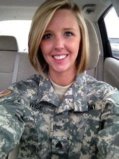 womens hair style in uniform us arm service military hairstyles for women that are proper and natural