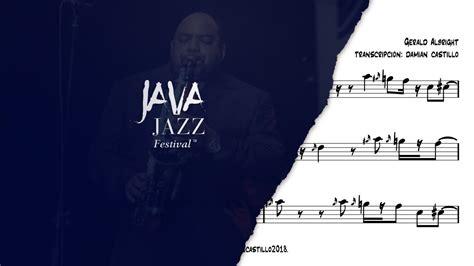 live themes java quot walker s theme live at java jazz fest quot gerald albright